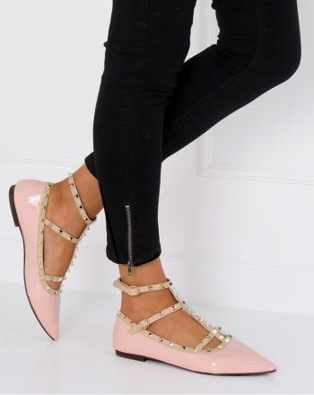 Balerini culoarea roz 126779