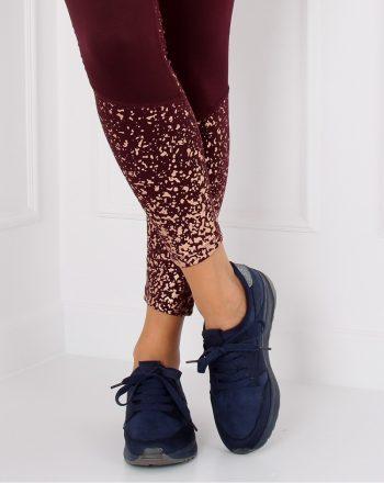 Pantofi de sport culoarea Bleumarin 126803