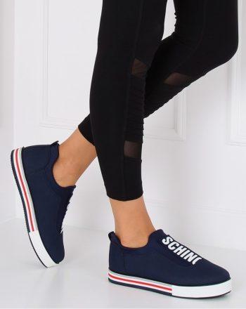 Pantofi de sport culoarea Bleumarin 127100