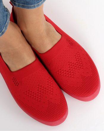 Pantofi de sport culoarea roşu 127137