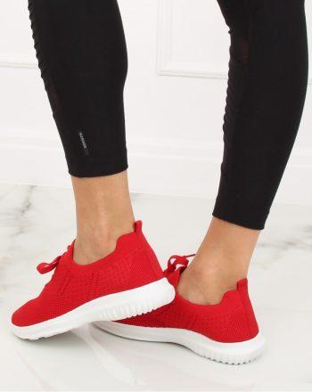Pantofi de sport culoarea roşu 128002