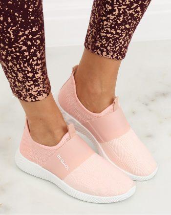 Pantofi de sport culoarea roz 128007