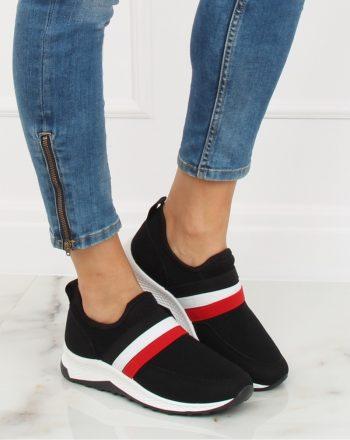 Pantofi de sport culoarea negru 128062