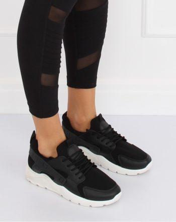 Pantofi de sport culoarea negru 128078
