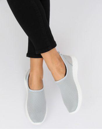 Pantofi de sport culoarea gri 128122