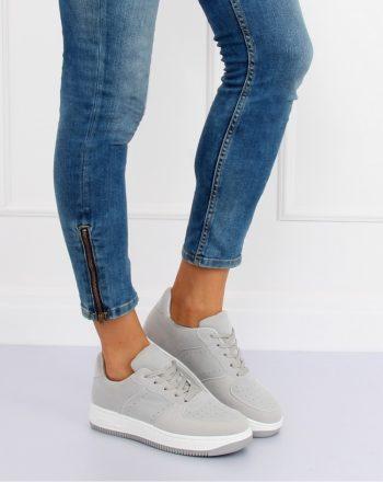 Pantofi de sport culoarea gri 128165