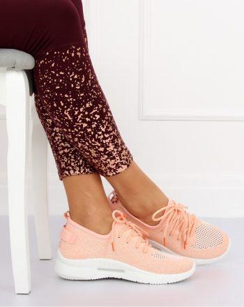 Pantofi de sport culoarea roz 128314