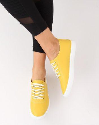 Tenişi culoarea galben 130302