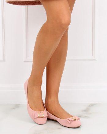 Balerini culoarea roz 130380