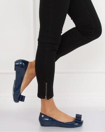 Pantofi de silicon /plastic culoarea Bleumarin 132017