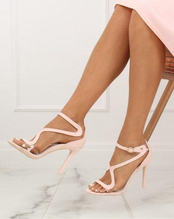 Sandale culoarea roz 133468