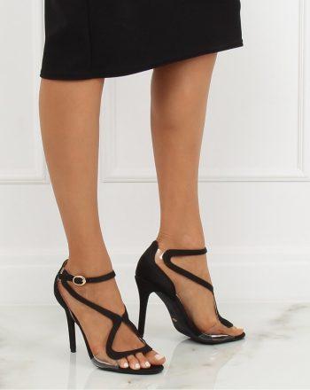 Sandale culoarea negru 133469