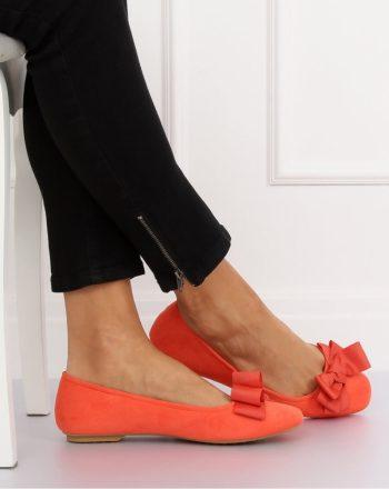 ~Balerinki culoarea portocaliu 134288