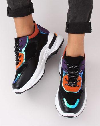 Pantofi de sport culoarea negru 135140