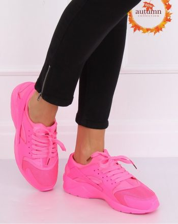 Pantofi de sport culoarea roz 135141