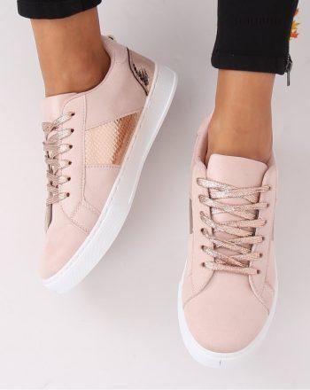 Tenişi culoarea roz 135423