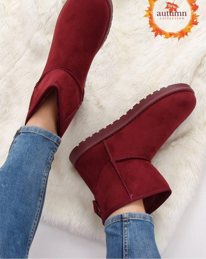 ~Śniegowce culoarea roşu 137802