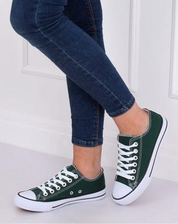 ~Trampki culoarea verde 140313