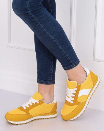 ~Buty sportowe culoarea galben 140330