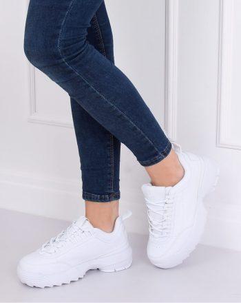 ~Buty sportowe culoarea alb 140336