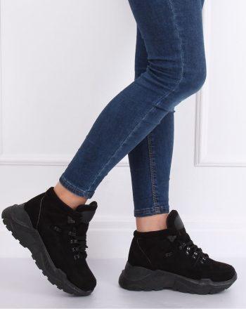 ~Buty sportowe culoarea negru 140337