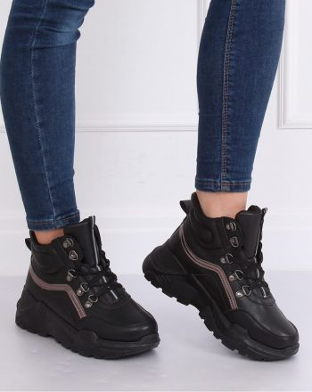 ~Buty sportowe culoarea negru 140338