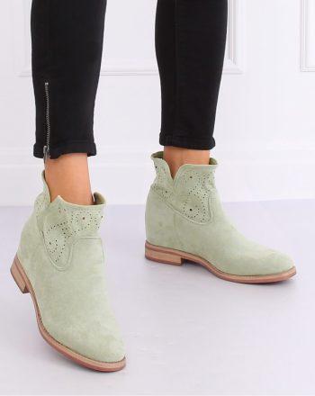 ~Botki culoarea verde 140718