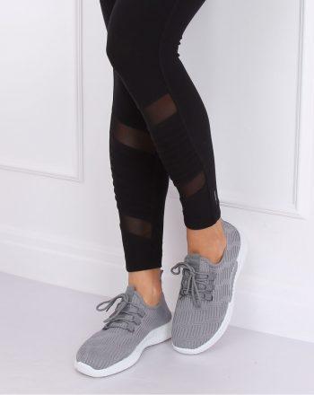 Pantofi de sport culoarea gri 141129
