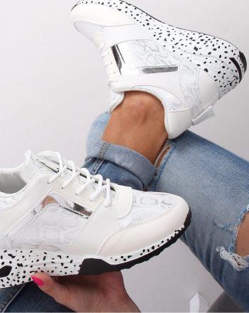 ~Buty sportowe culoarea alb 143072