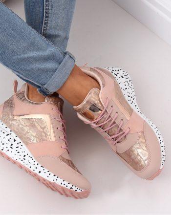 ~Buty sportowe culoarea roz 143073